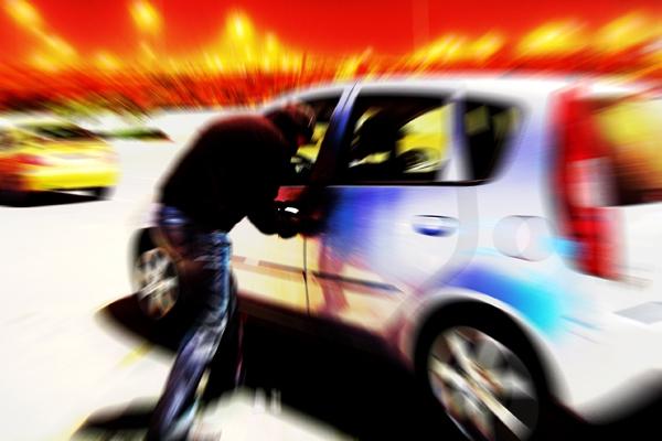 Evitando assaltos na rodovia